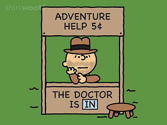 Woot!: The Doctor Is In
