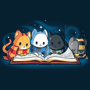 TeeTurtle: Books Are Magic