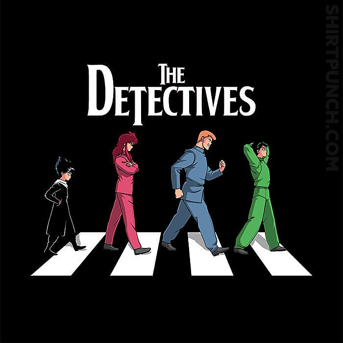 ShirtPunch: The Detectives