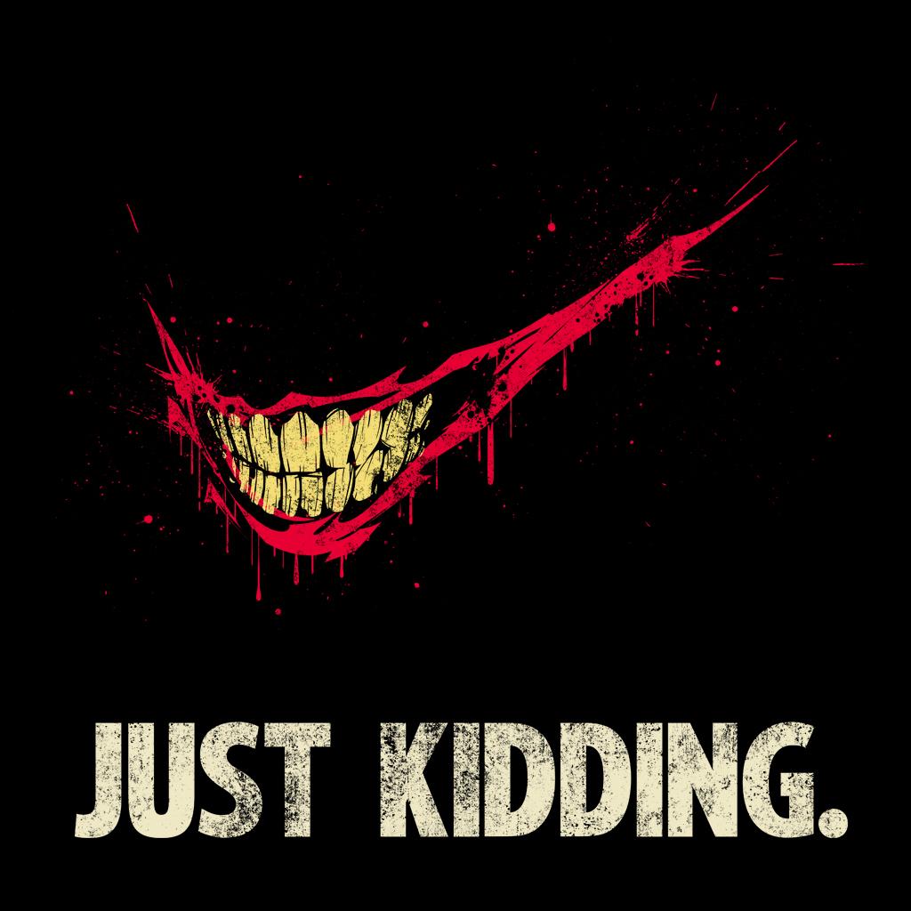 TeeTee: Just Kidding.
