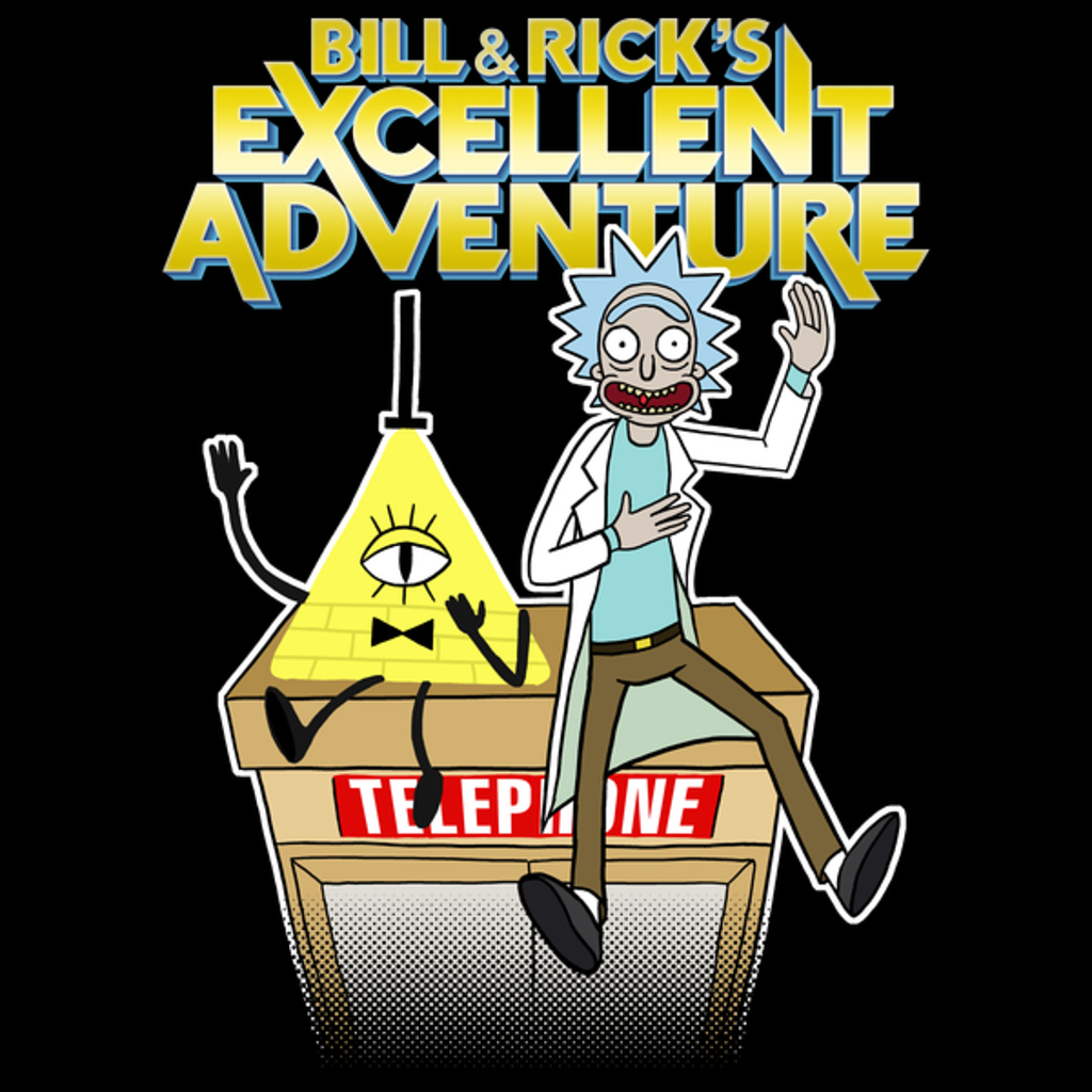 NeatoShop: Bill and Rick's Excellent Adventure!