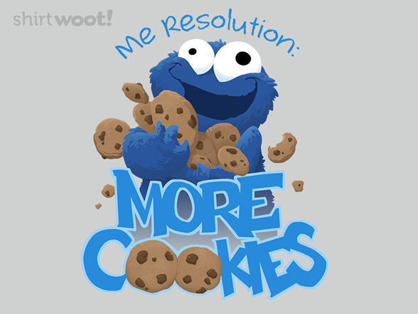 Woot!: Resolute Cookie