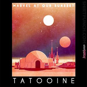 ShirtPunch: Visit Tatooine