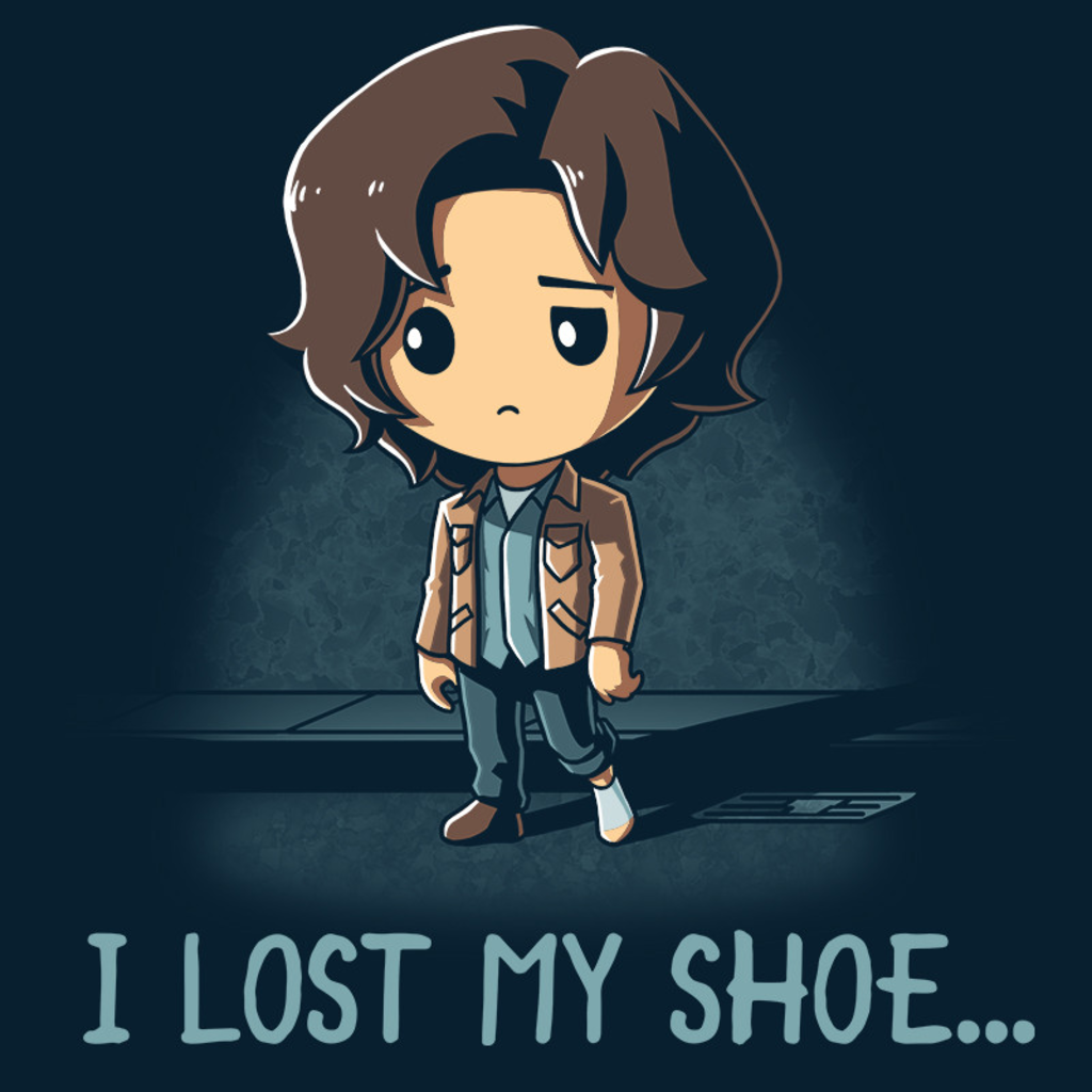 TeeTurtle: I Lost My Shoe