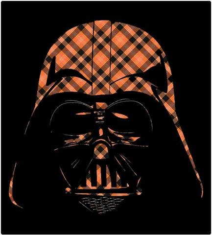 Shirt Battle: PLAID DARTH