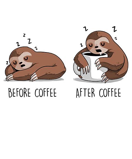Qwertee: Before Coffee