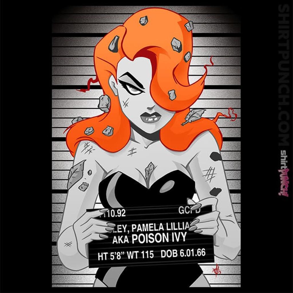 ShirtPunch: Pretty Poisonous