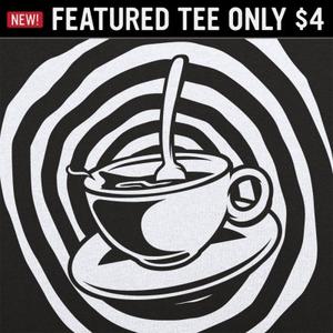 6 Dollar Shirts: Sunken Place Teacup
