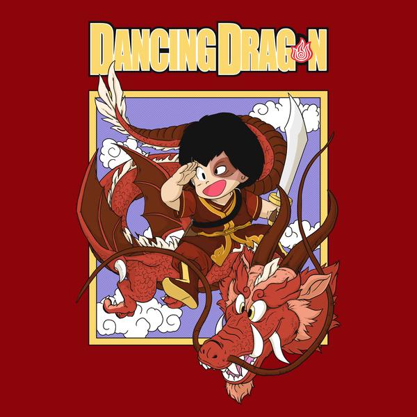 NeatoShop: Dancing Dragon-R