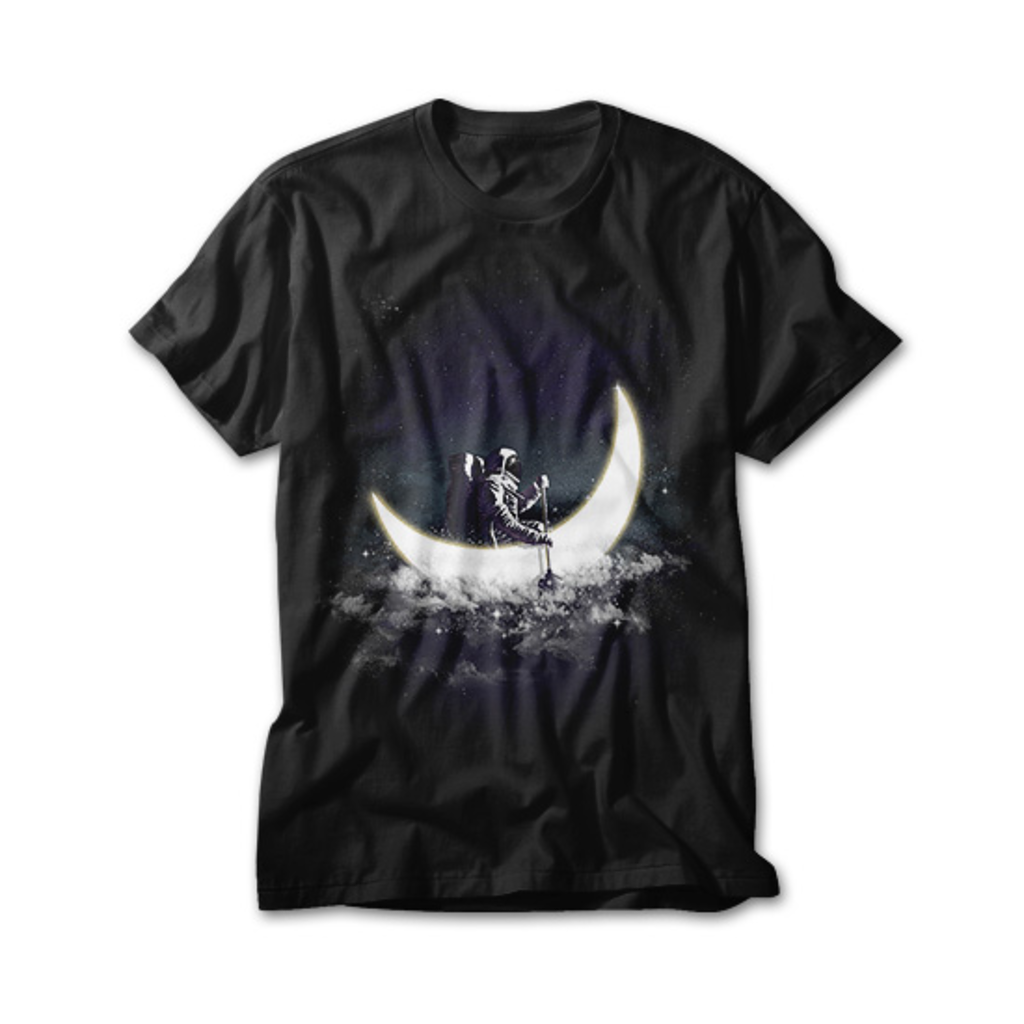 OtherTees: Moon Sailing