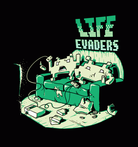 BustedTees: Life Evaders