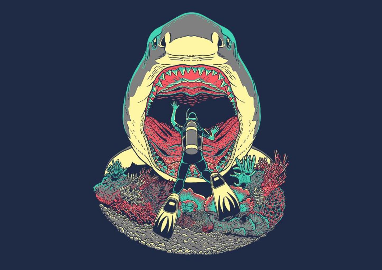 TeeFury: Megalodoom