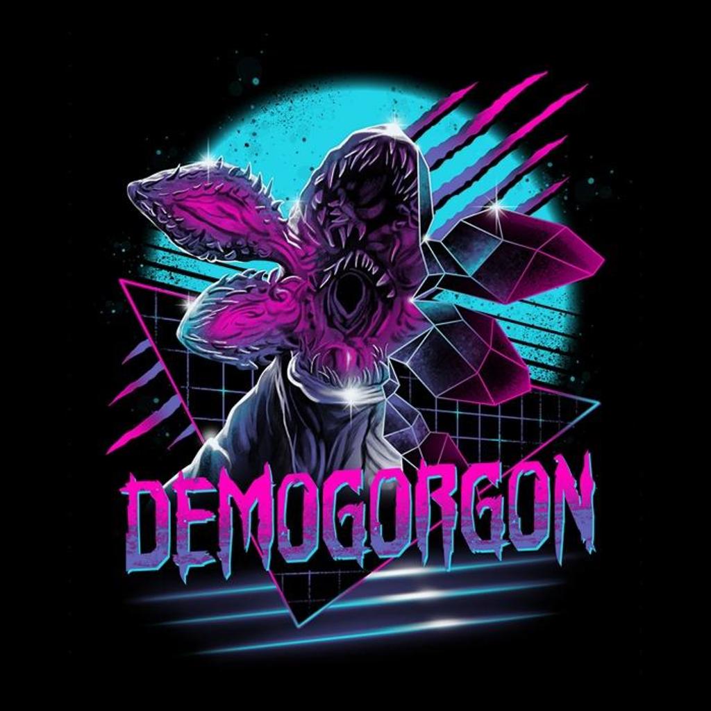Once Upon a Tee: Rad Demon