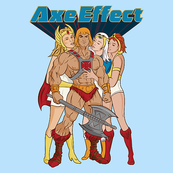 NeatoShop: Axe Effect