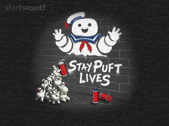 Woot!: Stay Puft Lives