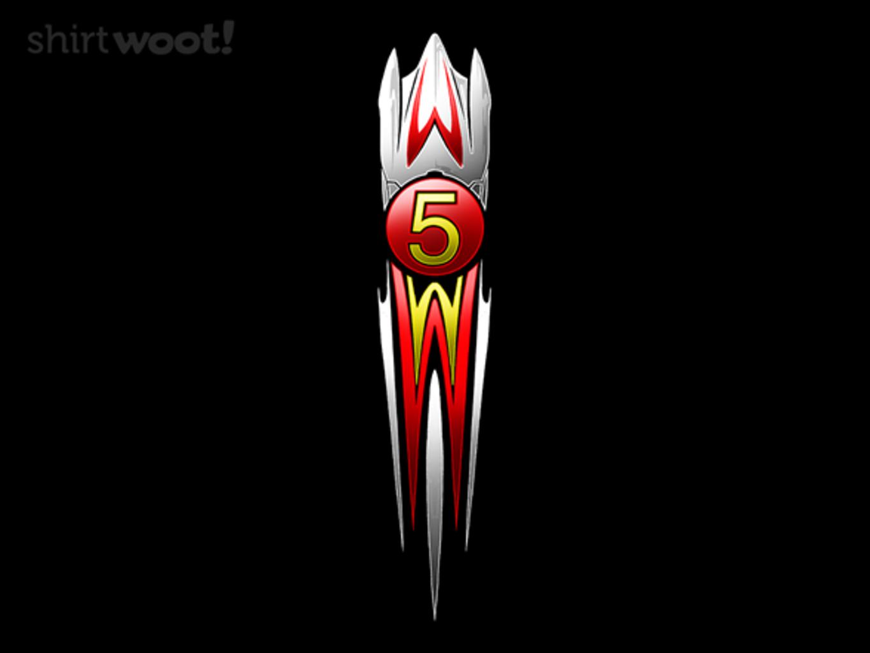 Woot!: Retro Racer
