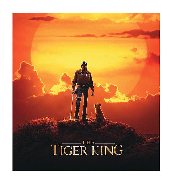 RedBubble: Tiger King