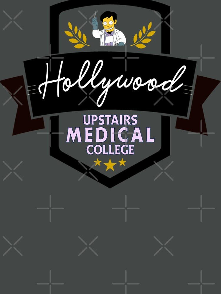 RedBubble: Hollywood Upstairs Medical College
