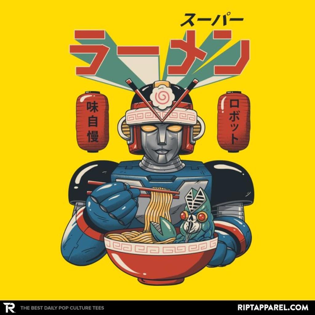 Ript: Super Ramen Bot