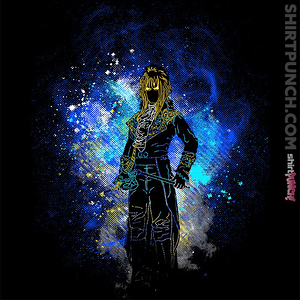 ShirtPunch: Goblin King Art