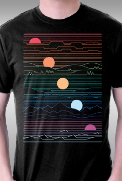 TeeFury: Many Lands Under One Sun