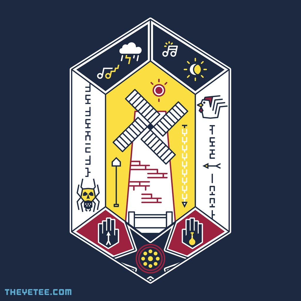The Yetee: A Village of Shadows