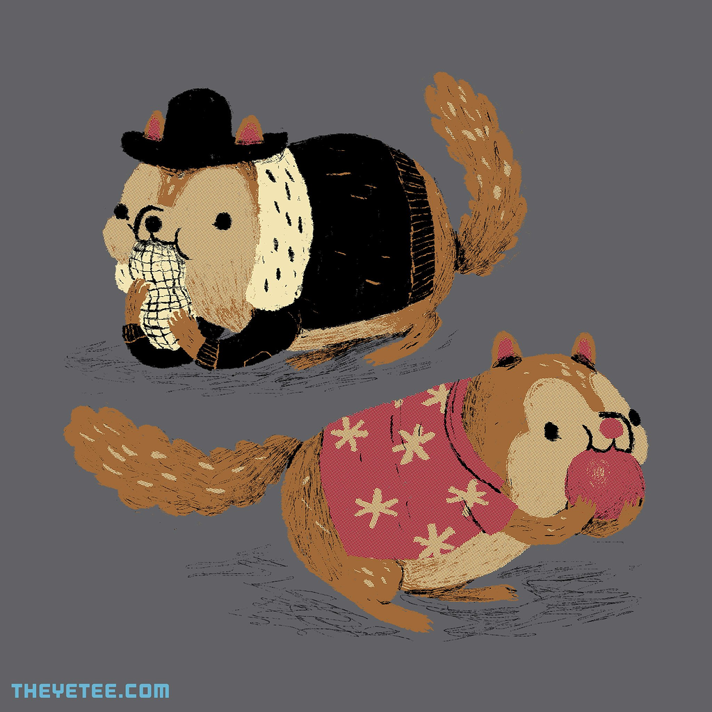 The Yetee: the rescue chipmunks