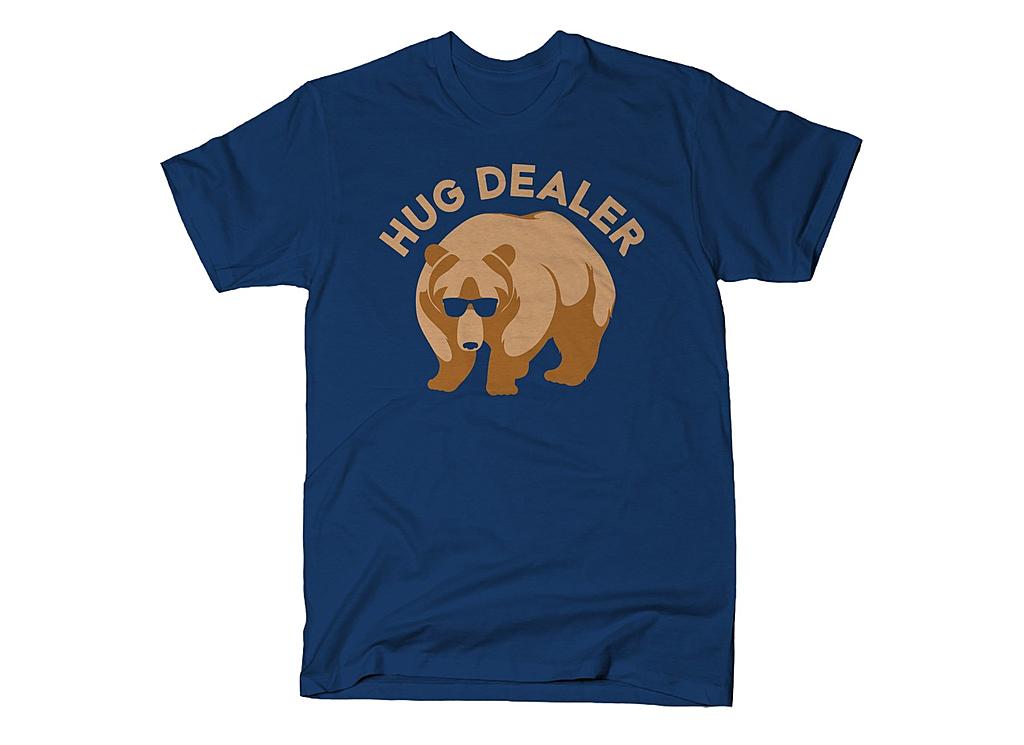 SnorgTees: Hug Dealer