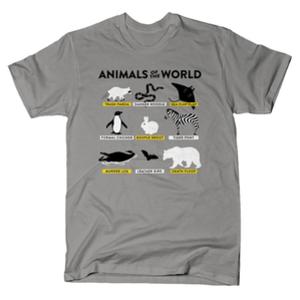 SnorgTees: Animals Of The World