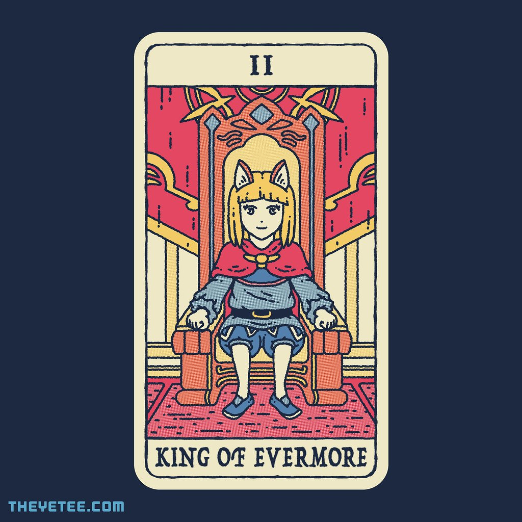 The Yetee: KING OF EVERMORE