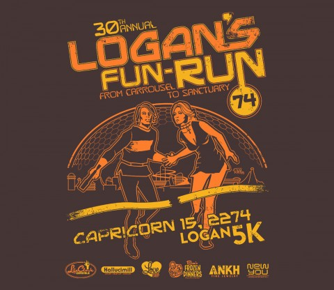 TeeFury: Logan's Fun-Run