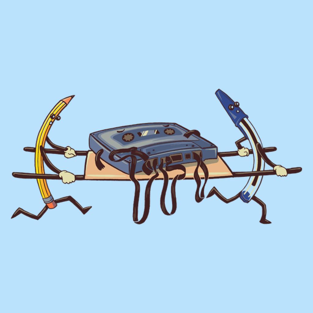 NeatoShop: Cassette Rescue!