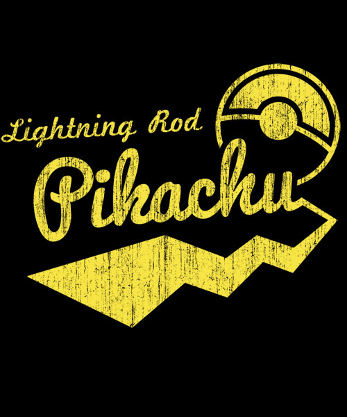 EnTeeTee: Lightning Rod Pikachu