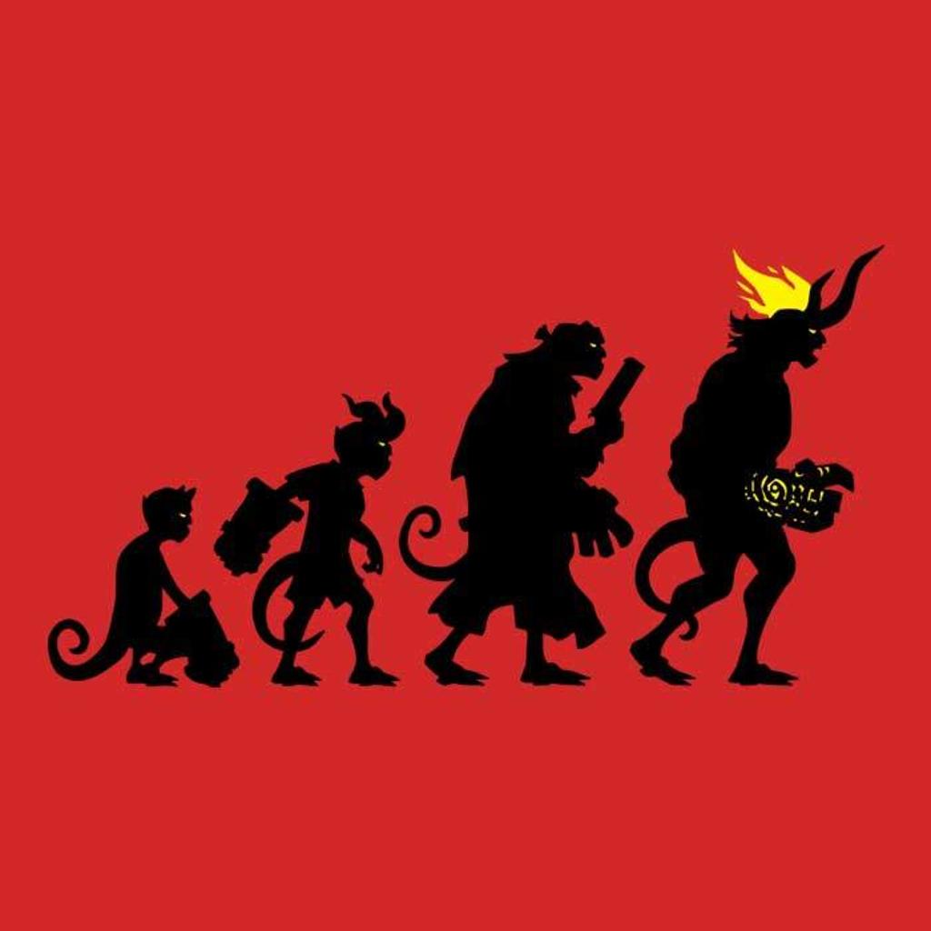 Once Upon a Tee: Hellvolution