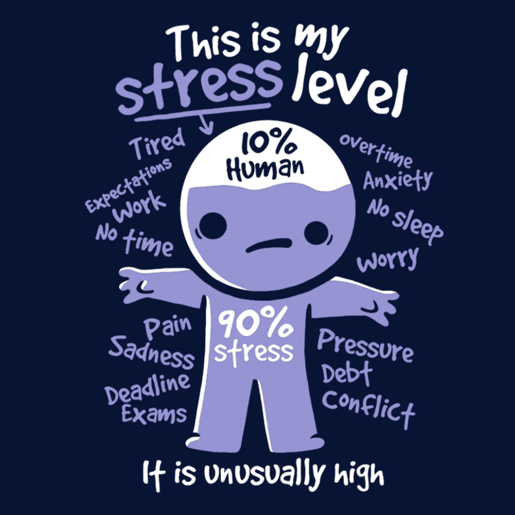 Pampling: High Stress Level