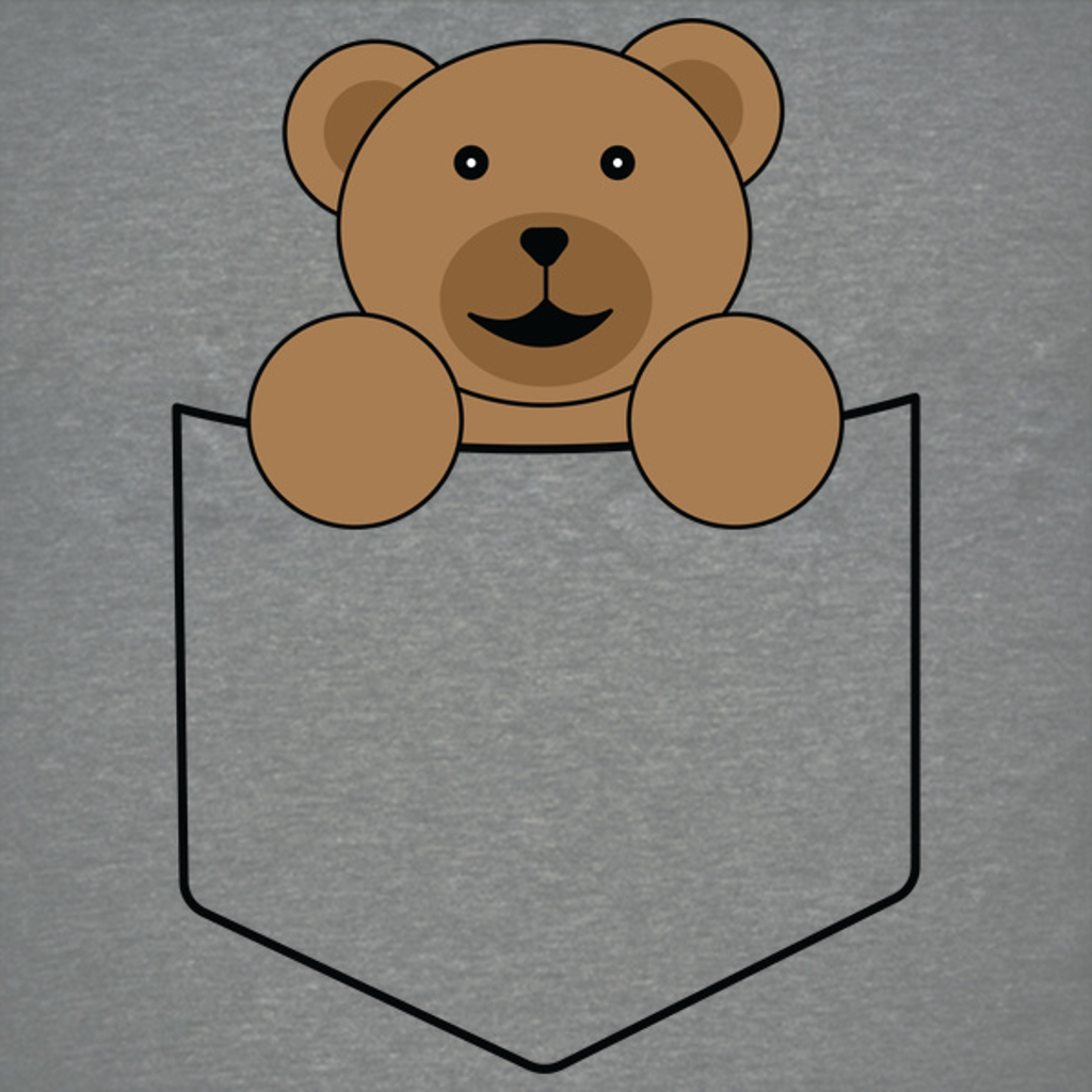 NeatoShop: Teddy Bear Pocket