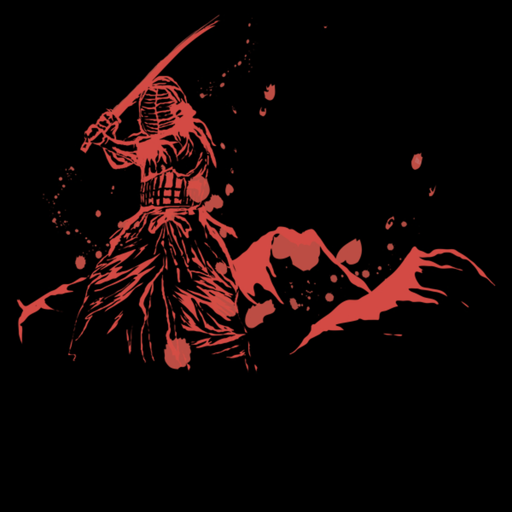 NeatoShop: Samurai Red