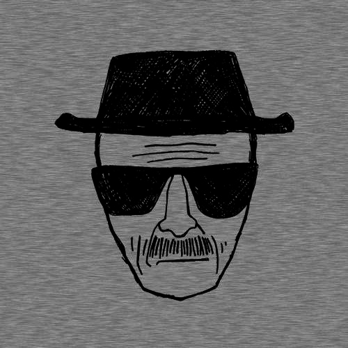 Five Finger Tees: Heisenberg T-Shirt