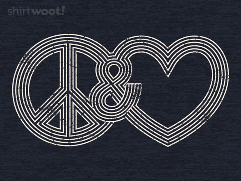 Woot!: Peace & Love