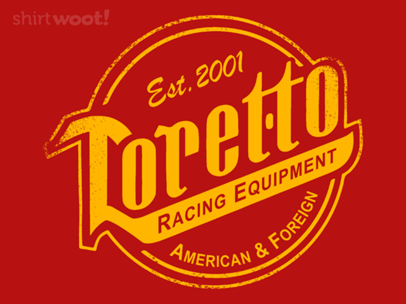 Woot!: Toretto Racing