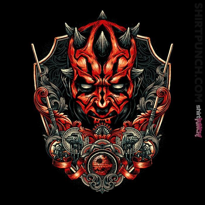 ShirtPunch: Emblem Of Rage