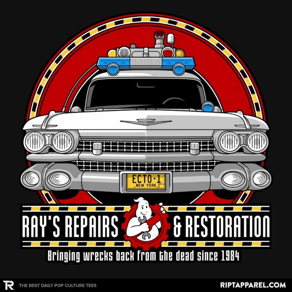 Ript: Ray's Repairs and Restoration
