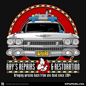 Ript: Ray's Repairs and Restoration