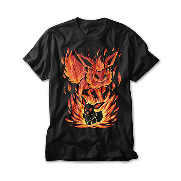 OtherTees: The Fire Evolution Within