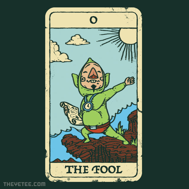 The Yetee: THE FOOL