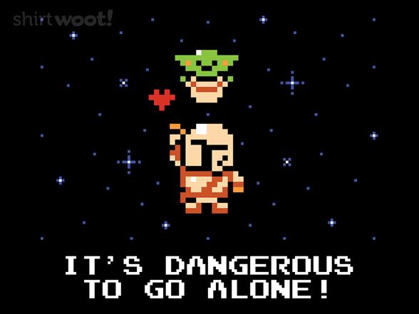 Woot!: Legend of Mando