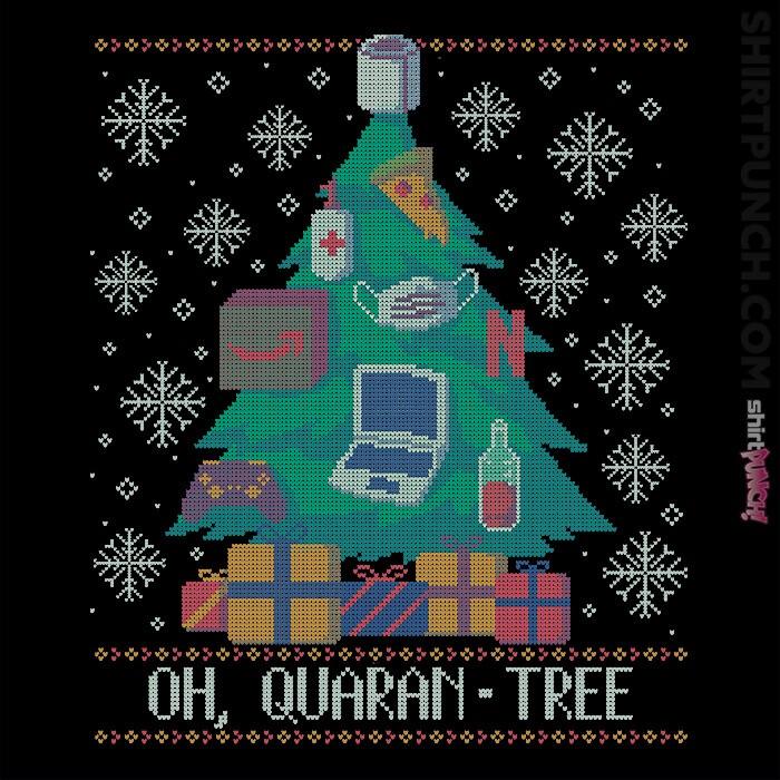 ShirtPunch: Quarantree