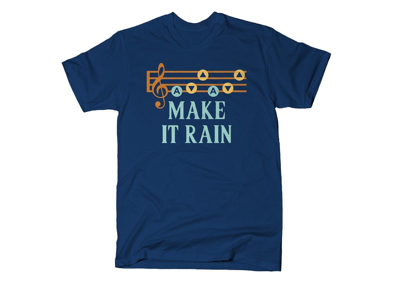 SnorgTees: Make It Rain