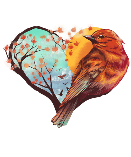 Qwertee: Nature Lover