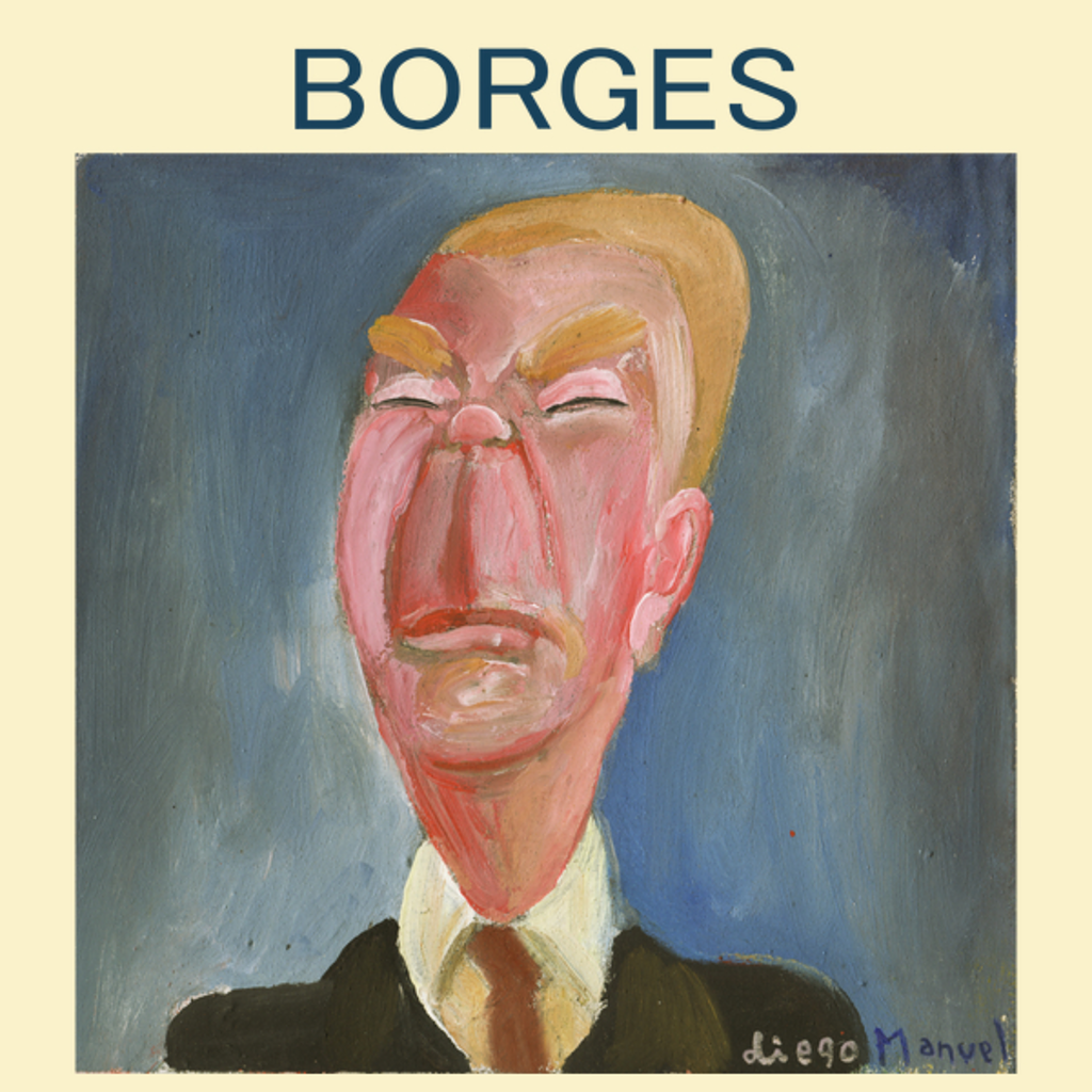 NeatoShop: Borges portrait
